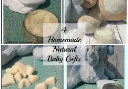 4 Homemade Natural Baby Gifts - Mummy Deals
