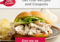 Free Recipes & Coupons From Betty Crocker
