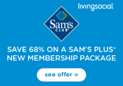 Sam's Club Plus Membership Discounts & Freebies