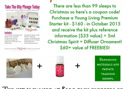 Young living October Coupon Code