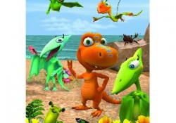 Free Dinosaur Train Poster from PBS