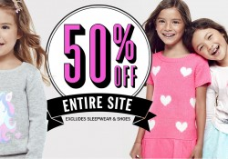 50% Off Children's Place Discount Code