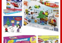 24 Advent Calendars For Kids that are guaranteed to have something fun to start the countdown to Christmas. - MummyDeals.org