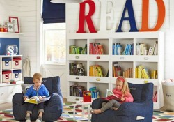 Pottery Barn Story Hour