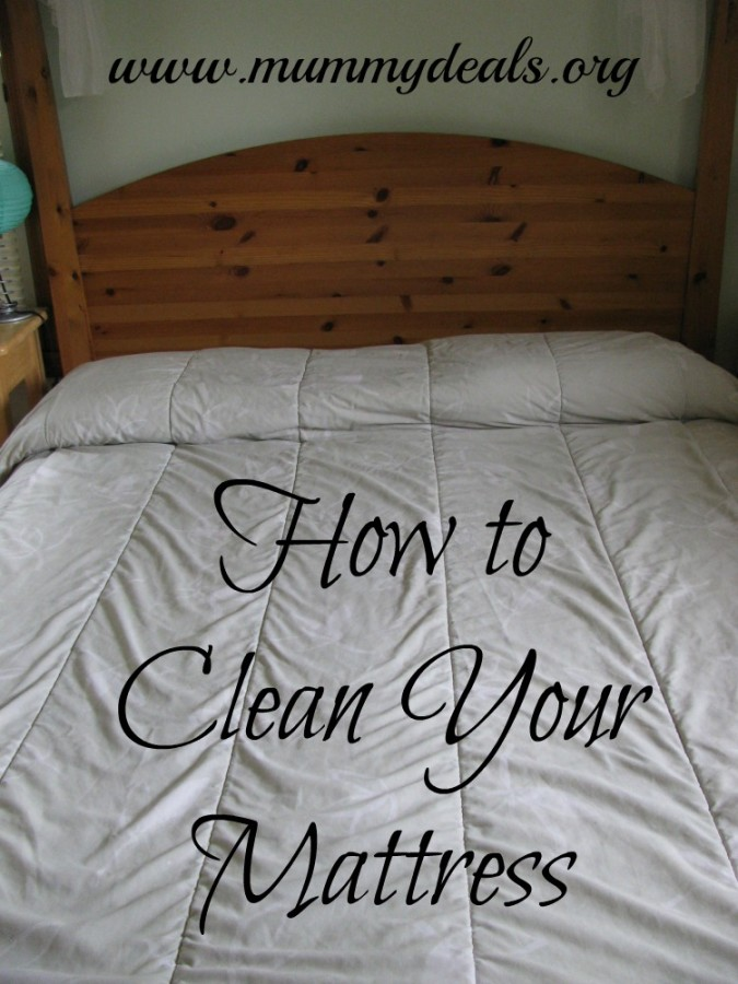 how to clean your mattress naturally mummy deals. Black Bedroom Furniture Sets. Home Design Ideas