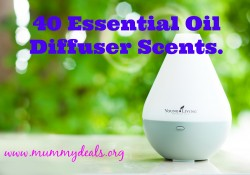 40 Great Essential Oil Diffuser Scents