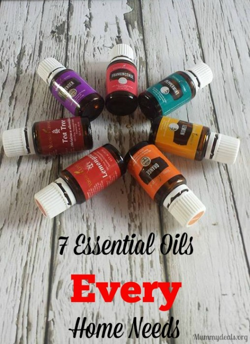 These are some of the top essential oils every home must have for nearly anything you need. Once you build your collection with these you may be ready to venture into popular essential oil blends - Mummydeals.org