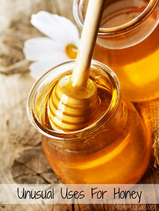 Did you know the average person consumes over 1 1/2 pounds of honey or year or that there are over 30 different varieties in the US alone?  Now you know honey isn't just for tea either with these other uses for honey.