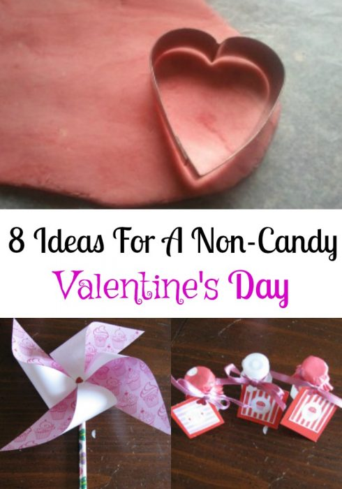 Non-Candy Valentine's Day Treats