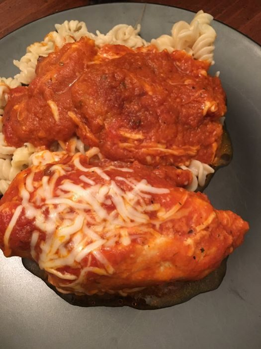 Instant Pot Chicken Parmesan - Mummy Deals