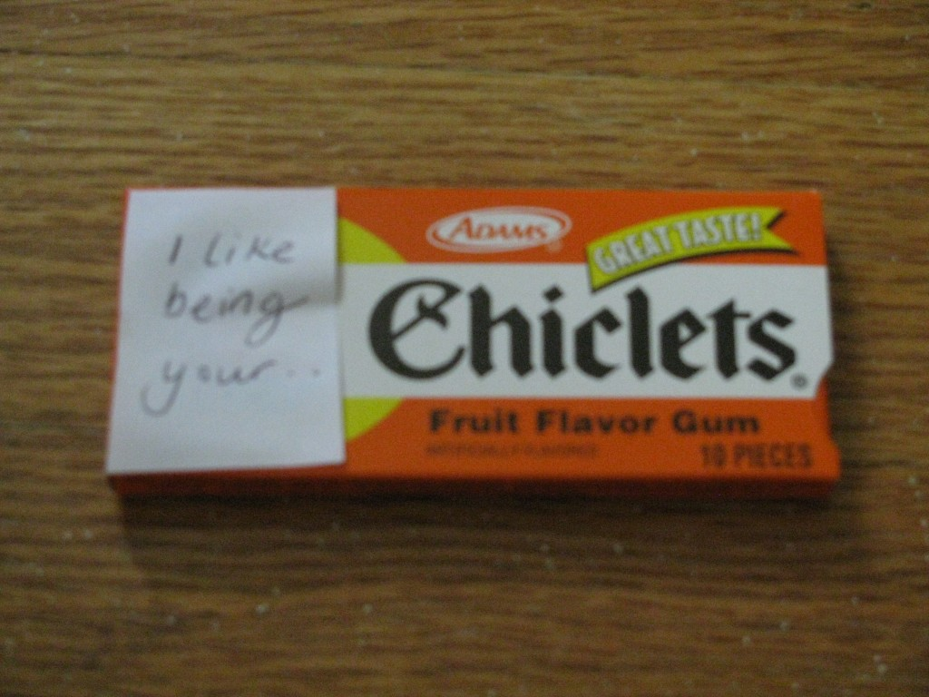 Love Messages   Love Poems   Mini Candy Bar Poems